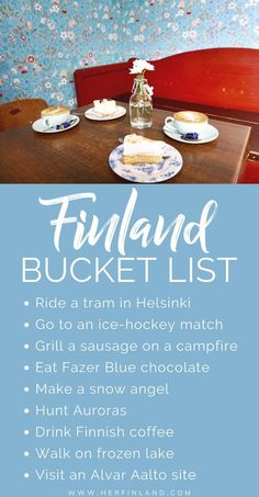This Finland bucket list helps you experience Finland like a local! Make your dream visit to Finland and enjoy the ideas of the Finnish Bucket List! Finland Trip, Finland Travel, Finland Holidays, Lapland Finland, Denmark Travel, Finland Destinations, Travel Destinations, Finland Culture, Visit Helsinki
