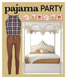 """""""Pajama Party"""" by cataddict on Polyvore"""