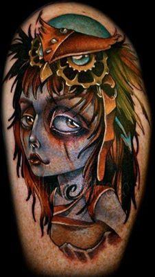 Las 22 mejores imágenes de Newschool | Tatuajes, Tatuajes ...