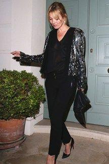 Kate Moss - best dressed