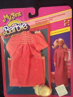 Epic My First Barbie fashion