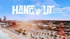 The Hangout Music Festival VIP Package Giveaway