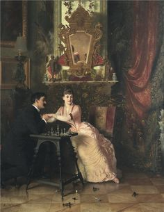 The Chess Game (Knut Ekwall - )