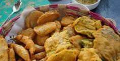 Mixed Vegetable Pakoras | KitchenDaily.ca