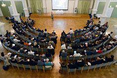 Yhteiskehittämispäivät keräsivät liki 200 osallistujaa kaupungintalolle. Kuva: Jyrki Hirvensalo / Helsingin kaupunki