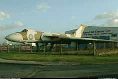 Ac 130, Avro Vulcan, Blackpool, Spacecraft, Air Force, Fighter Jets, Aviation, Aircraft, Around The Worlds
