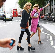 5 tendencias en calzado que llevarás esta #primavera (además de las chanclas) BLOGGERS ugly shoes de la McCartney