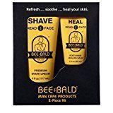 Bee Bald Skin Care Kit 2 Piece