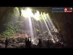 Third Largest Underground Cave System in the World - Cavernas Rio Camuy, Puerto Rico - YouTube