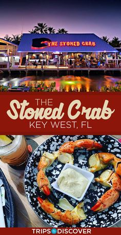 You Can't Go Wrong With A Visit to The Stoned Crab in Key West, Florida Bei einem Besuch der entsteinten Krabbe in Key West, Florida, [. Visit Florida, Florida Vacation, Florida Travel, Vacation Trips, Travel Usa, Vacation Ideas, Key West Florida, Florida Keys, Florida Beaches