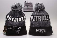 3bd5f4f7b New England Patriots Winter Outdoor Sports Warm Knit Beanie Hat Pom Pom
