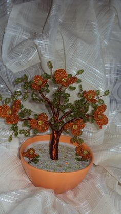 Wire tree by http://mily-design.blogspot.ro/