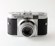 Voightlander Vito B 35mm 1950s Camera with by Tiddalik on Etsy