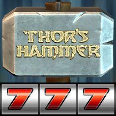 Thor's Hammer - HD Slot Machine