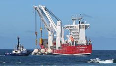 Innovative wave energy device lands at Port Fairy | Australian Renewable Energy Agency