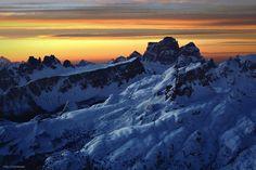 Dolomites Daybreak by Kilian Schönberger on 500px