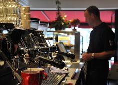Douwe Egberts Cafe Leeuwarden