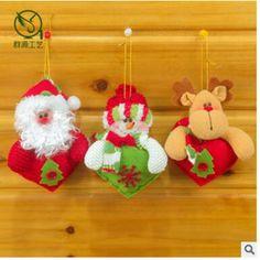 Aliexpress.com: Comprar Adornos Navidad 2016 Moda De Navidad Regalos de Navidad Árbol De Navidad Ornamento Decoración Para El Hogar de christmas decorations fiable proveedores en FENGCHAO Store