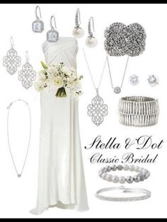 Stella  Dot wedding jewelry Shop the Bridal Boutique http://www.stelladot.com/sites/lisacstory