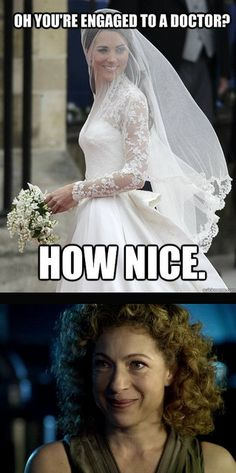 River Song :)
