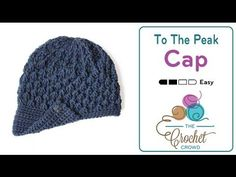 Introducing the To The Peak Hat by Yarnspirations. This is the sister of the extremely popular Top Peak Cap featuring in 2015. There was a demand to have the...
