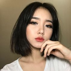 Beauty makeup, hair makeup, hair beauty, make up korean, korean makeup Makeup Goals, Makeup Inspo, Makeup Inspiration, Beauty Makeup, Hair Makeup, Hair Beauty, Makeup Ideas, Prom Makeup, Wedding Makeup
