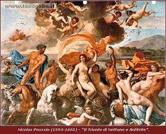 Category:Le Triomphe de Neptune - Nicolas Poussin - Philadelphia Museum of Art Grant Wood, Pierre Auguste Renoir, Claude Monet, Michelangelo, Artist Canvas, Canvas Art, Poussin Nicolas, Statues, Rennaissance Art