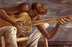 ARTS FREE III MILLENNIO: Ernie Barnes, Song of Myself