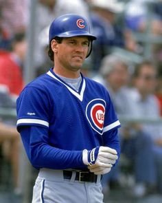 Ryne Sandberg, Chicago Cubs one of my favorite cubs players of all time