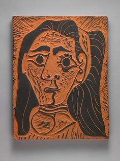 Pablo Picasso | Jacqueline with a Headband III 1964| The Met