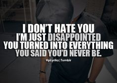 This has my ex husband wrote all over it! Sad but true!