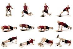 Awesome Balance Board Exercises