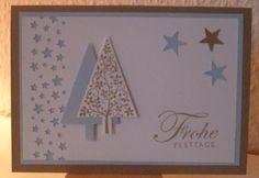 Karte, Weihnachten