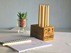 Stiftehalter+aus+Palettenholz,Stifteständer++von+Schlueter-Home-Design+auf+DaWanda.com