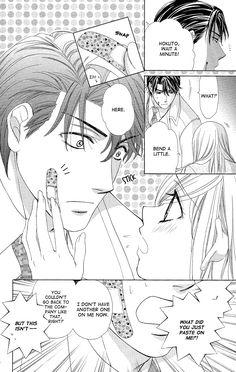 Read manga Hapi Mari 033 online in high quality