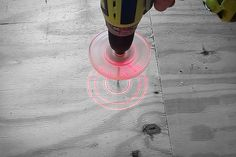 BullseyeBore Laser Drill Guide | Uncrate