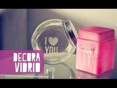 Fácil y Bonita Decoración con Frascos de Vidrio | PAPER POP | IrreverenTV