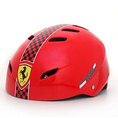 Ferrari Sport Racing Helmet Red Medium -- Check out this great product.
