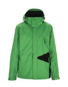 BIG BANG | Men's Snow Jacket | Fall / Winter Collection 2012 / 2013 | www.zimtstern.com | #zimtstern #fall #winter #collection #mens #snow #jacket #snowjacket #coat #wear #snowwear #clothing #apparel #fabric