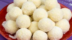 Beignets, Vegetarian Desserts, Fritters, Sugar Cookies, Donuts, Coconut, Sweets, Eat, Breakfast