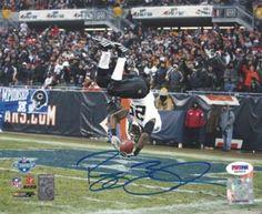 Reggie Bush Autographed 8x10 Photo New Orleans Saints PSA/DNA Stock
