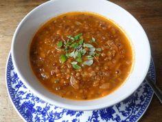 Tomaattinen linssikeitto   Soppa365
