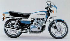 GS 1000S, 1979
