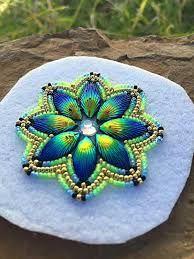 Image result for hummingbird beadwork