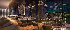 Projekt restauracji - planowanie przestrzeni - Aranzacja, projektowanie wnetrz, projektant, architekt Krakow, Warszawa - Artcore Design