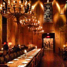 Budakan: Amazing restaurant #newyork #sexandthecity Snapshot taken: NEW YORK