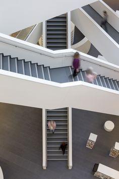 Halifax Central Library | schmidt hammer lassen architects; Photo: Adam Mørk | Archinect