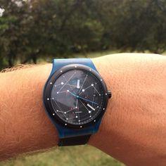 #Swatch SISTEM BLUE http://swat.ch/1jttqmT  ©watchpics