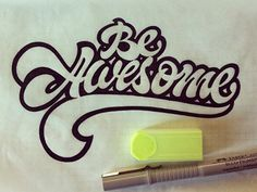 Be Awesome by Sergey Shapiro | SerialThriller™