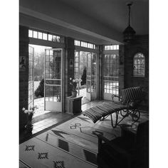 Example of a garden room with Crittall French windows | RIBA